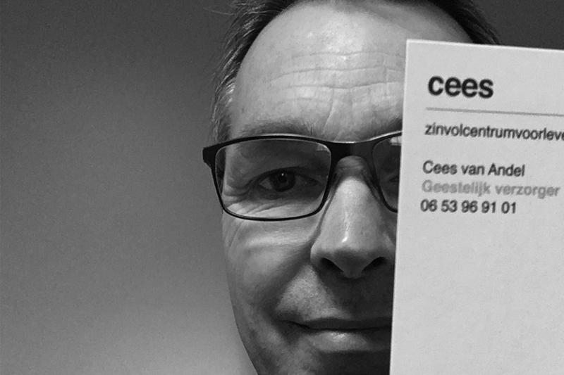 Cees van den Andel | Zinvol Centrum voor Levensvragen
